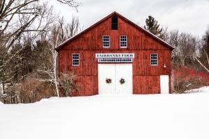 Fairbanks Farm Winter